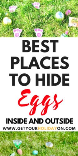 Frequently Asked Questions FAQs of an Easter egg Hunt BEST Places to Hide Easter eggs! #jesus #easteregghunt #easterbunny #eggdecorating