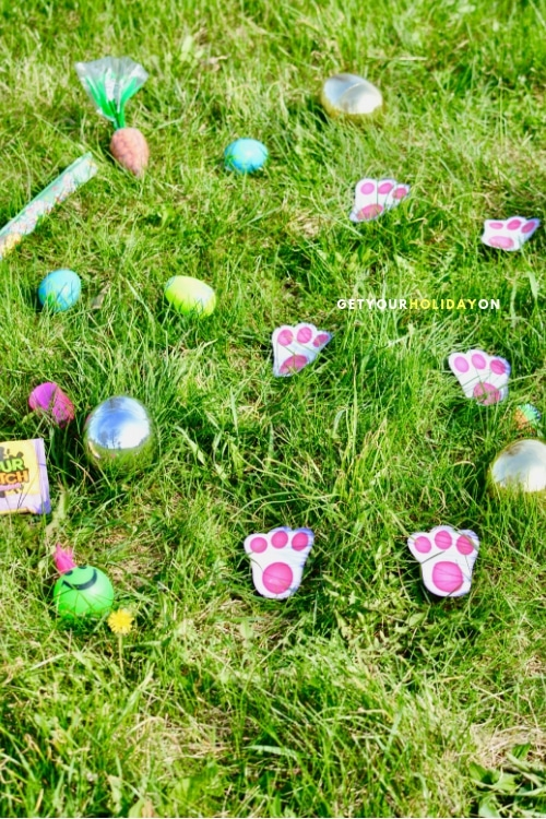 A traditional activity that is done in the Springtimeat or around Easter. It could be shared with kids and adult alike. There is a designated area where a host of the event or volunteers will place many eggs filled with candy, non-candy fillers, money, prizes, and more! #eggfillers #faqs #easterideas #easter