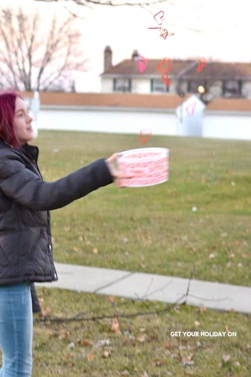 Valentines games for teens