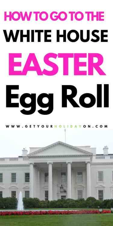 How to Sign Up for the White House Easter Egg Roll #whitehouse #easter #easteregghunt #momlife