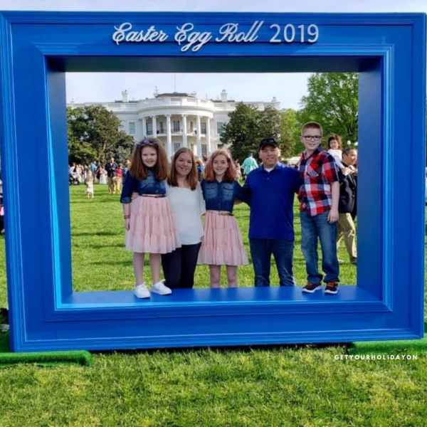 Easter Egg Roll Tips and Review
