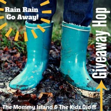 Rain Rain Go Away! Giveaway Hop