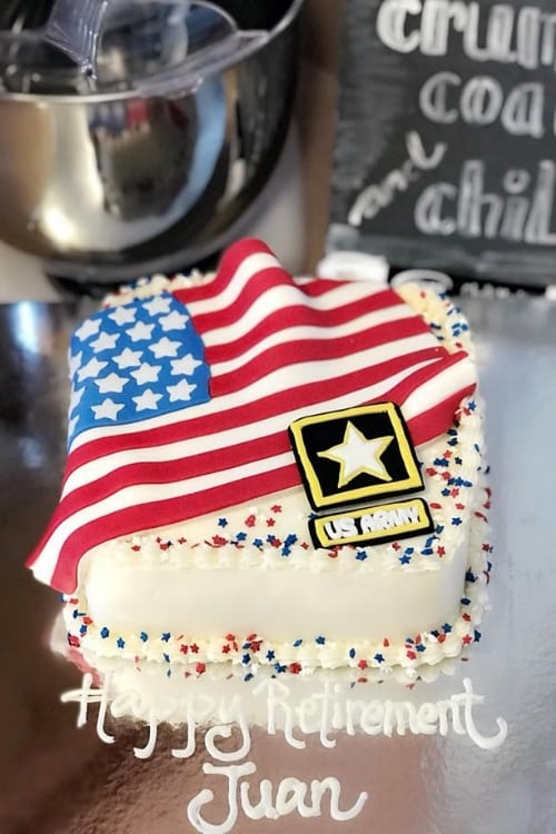 Brilliant Military Themed Cake Ideas Get Your Holiday On Funny Birthday Cards Online Aeocydamsfinfo