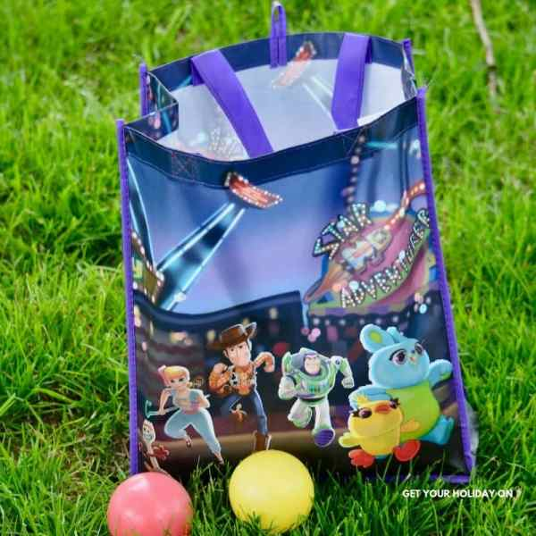 Toy Story 4 game ideas for a kids birthday party.