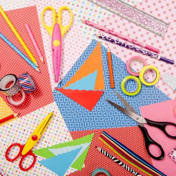 Foster Care Adoption Crafts ideas that will help families spend time together.
