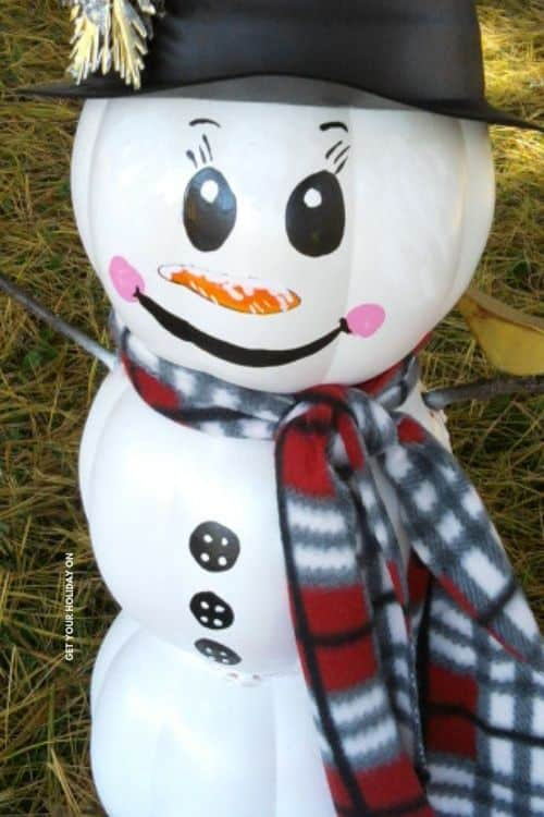 Creative Snowman Tutorial for Kids or Adults