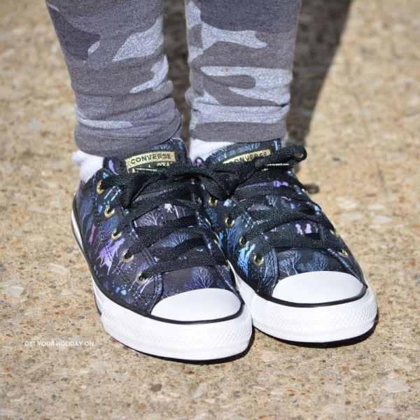 Shoes for Frozen fans