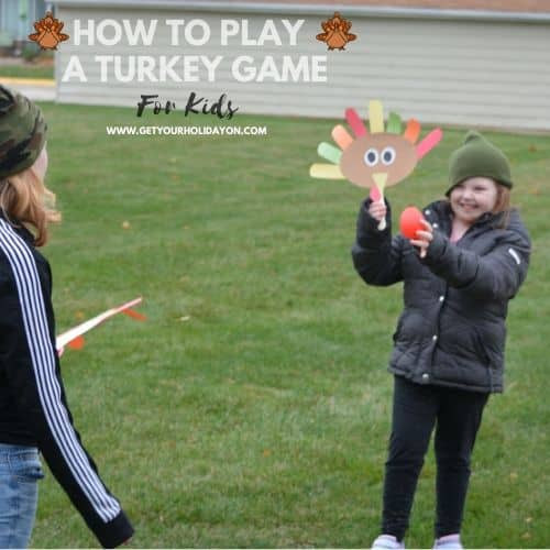 activities and games for kids with turkeys for Thanksigiving