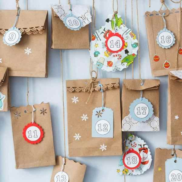 advent calendars kids or adults will love! #momlife #advent #adventcalendar #traditions