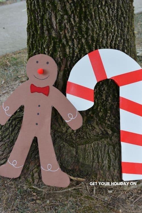 gingerbread man crafts preschool