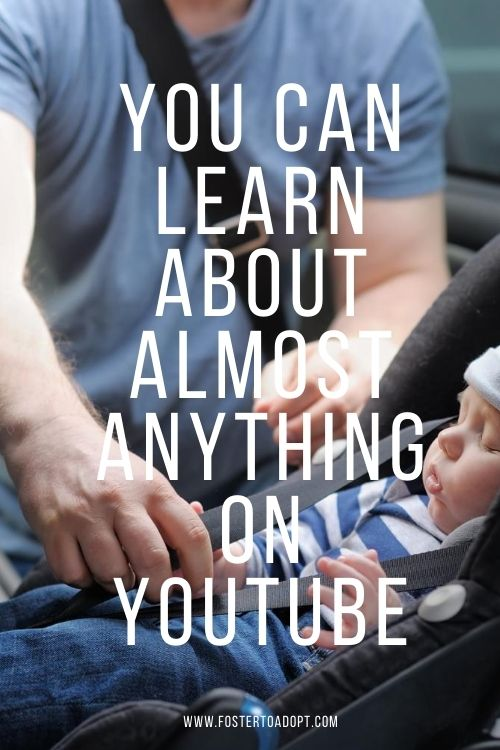 You can learn about almost anything on Youtube!