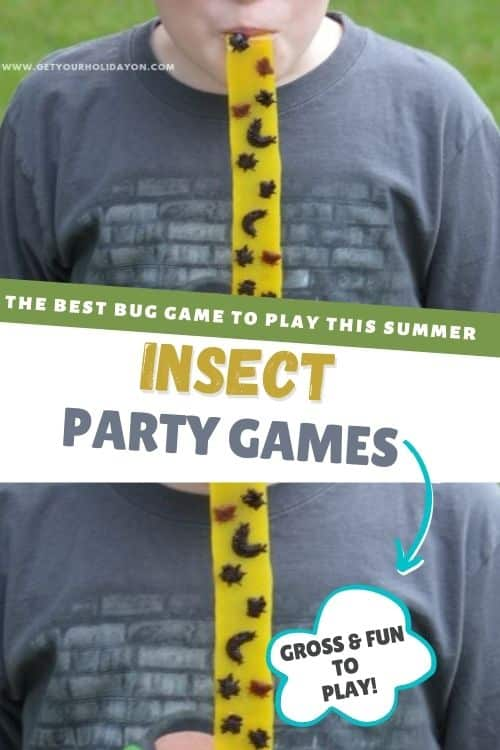 Creepy Crawlers Bug Game! This gives new meaning to GROSS fun!