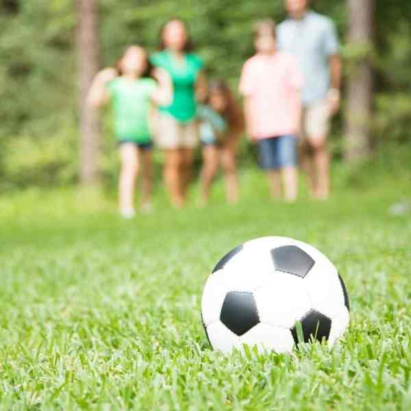 Outdoor Family Yard Games