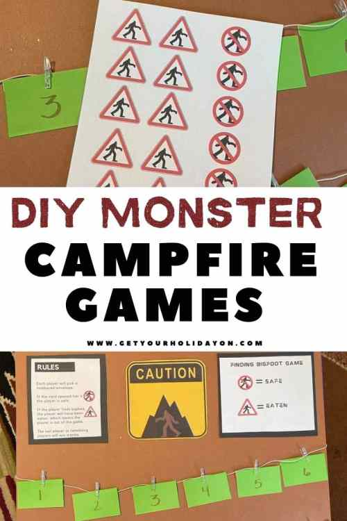 campfire games for adults and kids