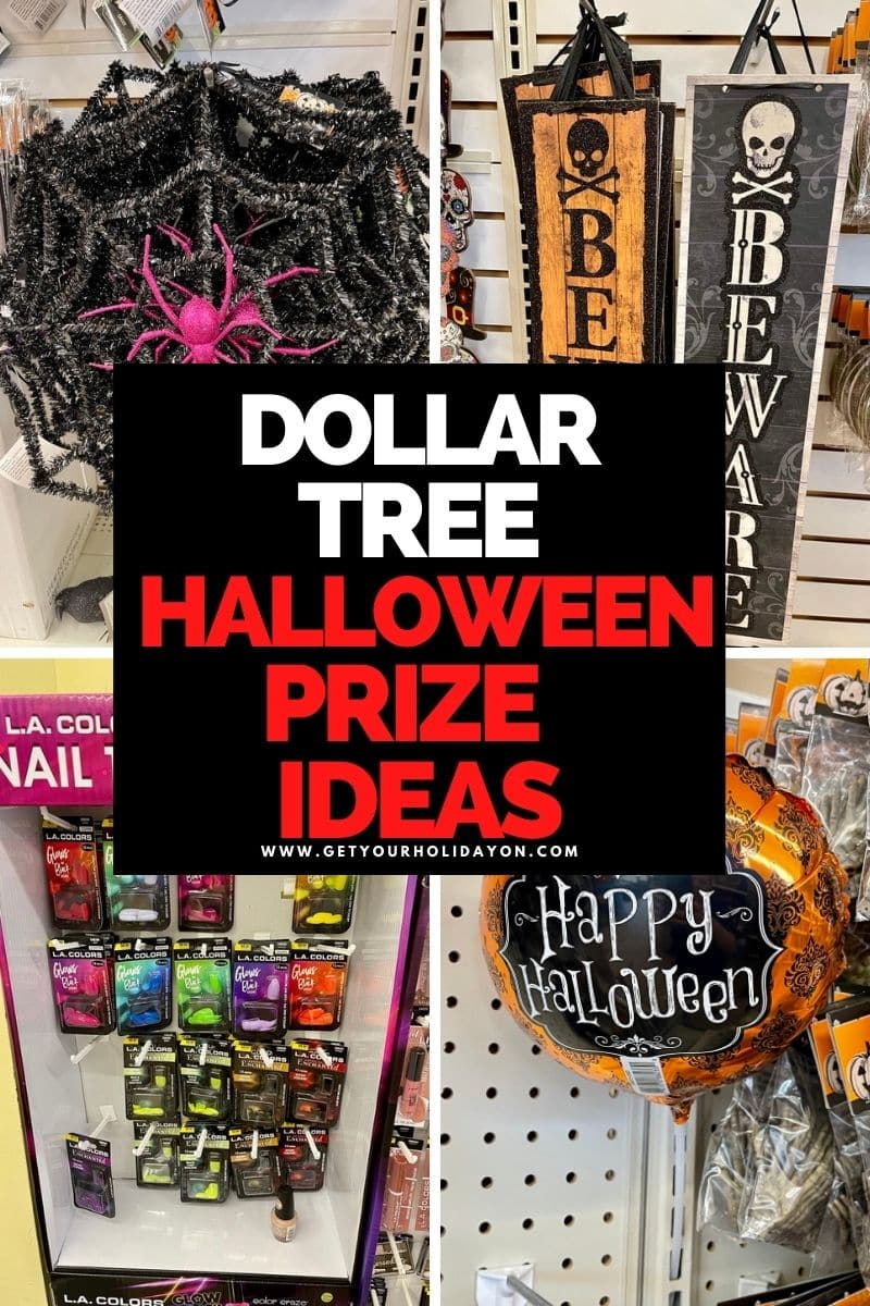Prize ideas for October 31 for kids, teens, and adults.