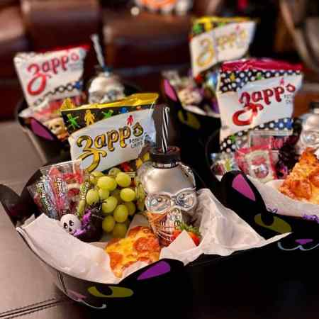 halloween lunch ideas for kids or adults