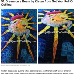 Dream on a Beam the Early quilled works of Kristen Brunton featured on Buzzfeed!