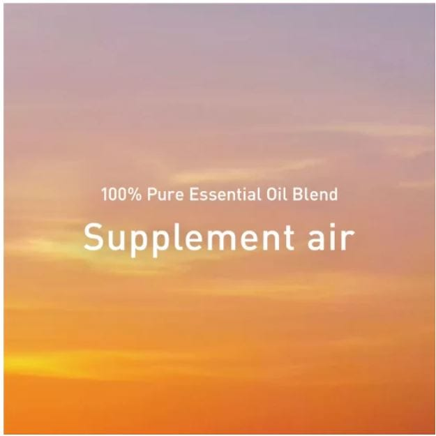 Supplement air etherische olie lineup preview foto