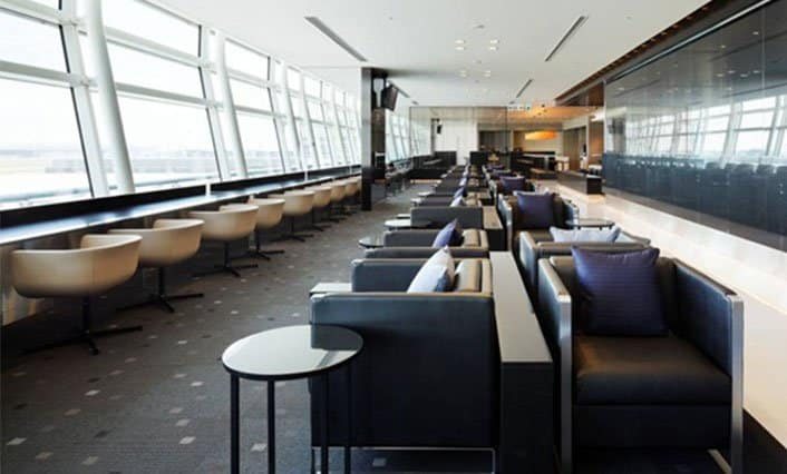 ANA airport voorzien van Aroma Space Design