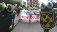 usansolo jaiak 2017 segregazioa manifestazioa