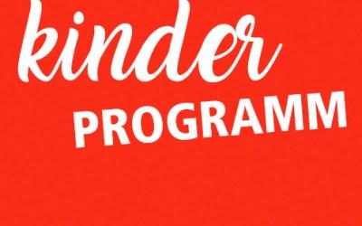 Unser geniales Kinderprogramm für die junge Generation!