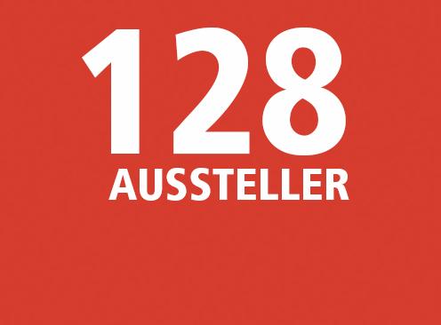 128 Aussteller