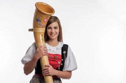 Swiss-Band mit Special Guest Lisa Stoll Gewerbeschau Dielsdorf Freitag Abend.