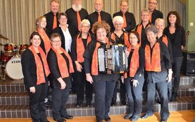 Das Akkordeon-Orchester Dielsdorf und Umgebung nimmt Sie mit auf eine musikalische Reise