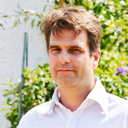 Thomas Riegelsberger - 1. Vorstand