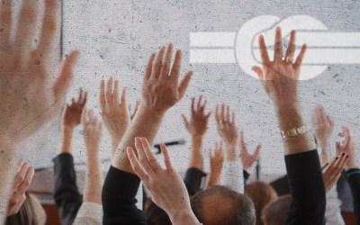147. Generalversammlung 2020: Anmeldung & Anträge nicht vergessen!
