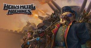 "Heavy Metal Machines'de ""Bellic Storm"" Sezonu Başlıyor!"