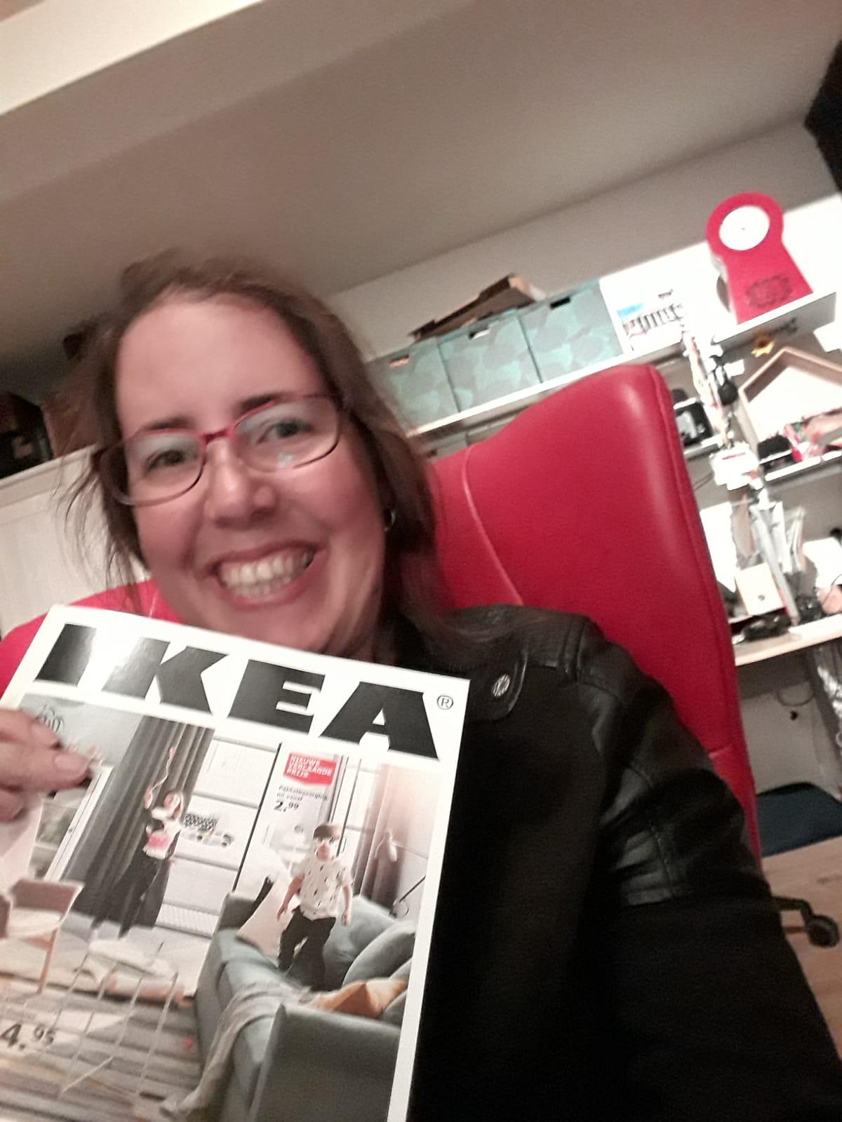 Ikea catalogus blijdschap
