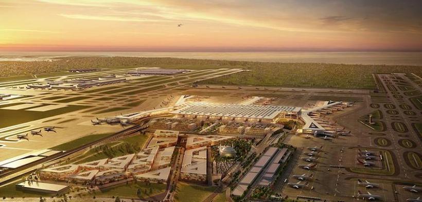 İstanbul Yeni Havaalanı
