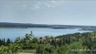 Kırklareli Baraj göleti