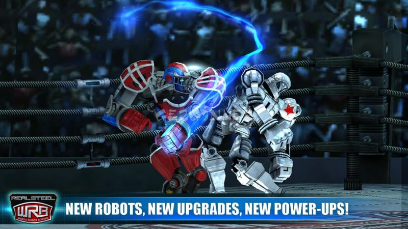 Real Steel World Robot Boxing Ndir Android Gezginler Mobil