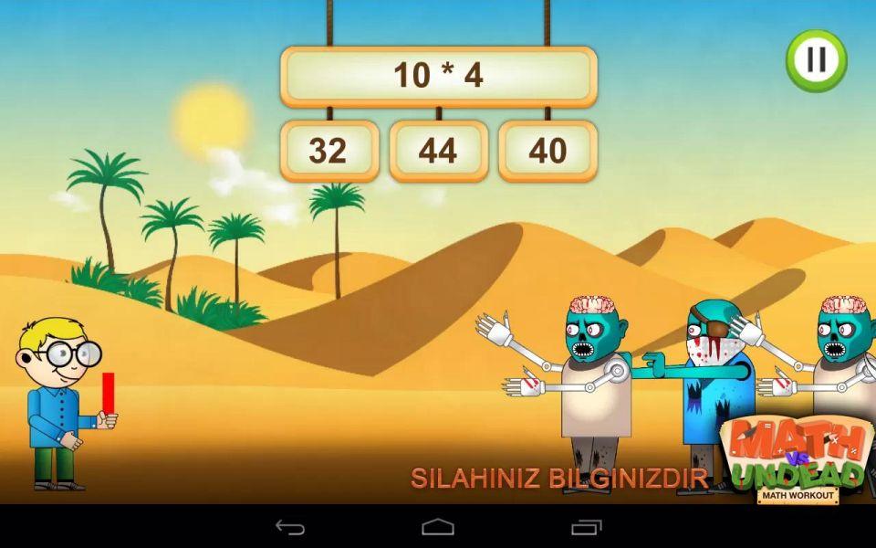 Elenceli Matematik Oyunlar Ndir Android Gezginler Mobil