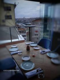 Simple İstanbul manzara
