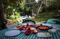 Köşem Bahçe kahvaltı