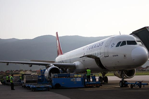 Saraybosna Havaalanı, Bosna-Hersek