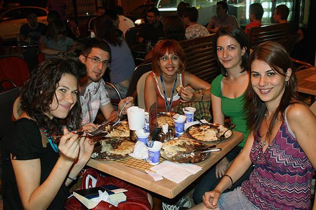 Saraybosna Gezi Notları - Cevabozinica'de cevapi keyfi