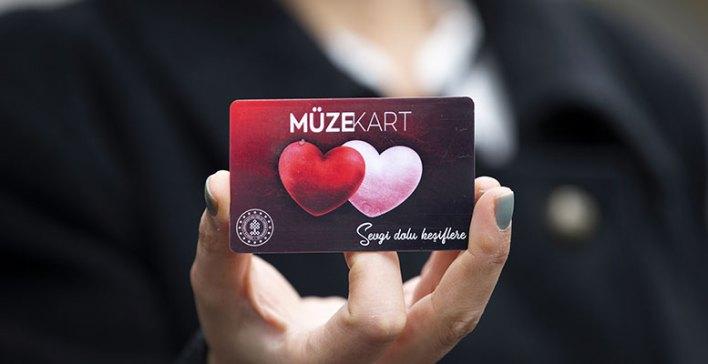 Müzekart Sevgililer Günü