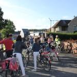 fietstocht 20 juli 2017