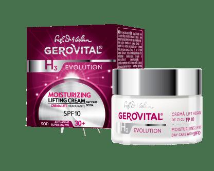 Hydraterend lifting crème dagverzorging | SPF 10
