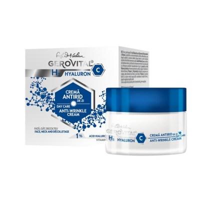 Gerovital Anti-rimpel DagCrème Hyaluron C 50 ml