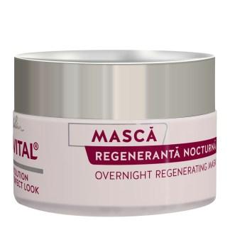 Gerovital overnight mask hyaluronic acid
