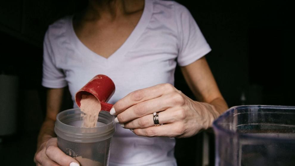 Afvallen met Suikervrije Eiwitshakes