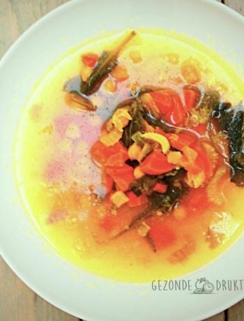 groentenbom soepje