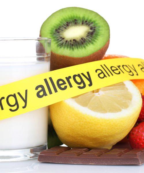 voedselallergie, voedselintolerantie, darmproblemen, darmaandoeningen