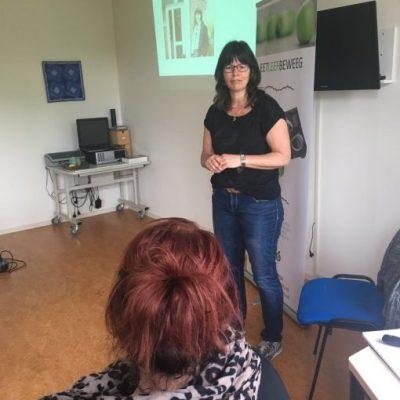 """Blog Workshops """"Gezonde voeding"""""""