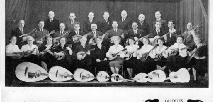 Mandolin' Club de Paris